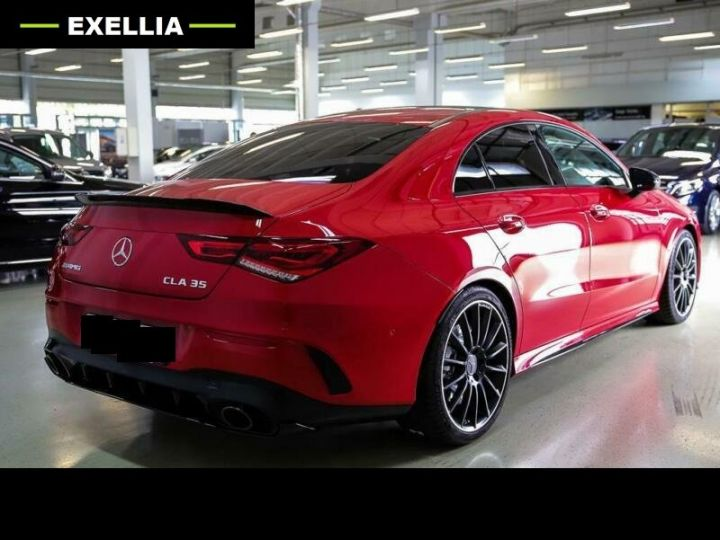 Mercedes CLA A35 AMG 4 MATIC rouge Occasion - 9
