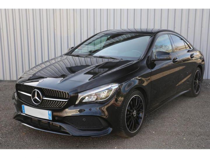 Mercedes CLA CLASSE 220 d  4 Matic Fascination  Noir - 1