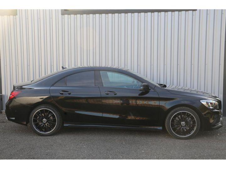 Mercedes CLA CLASSE 220 d  4 Matic Fascination  Noir - 2