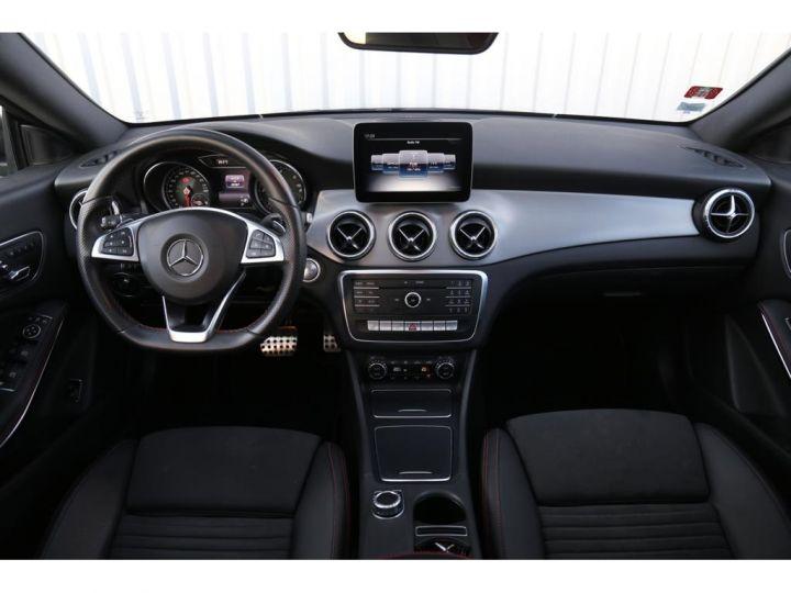 Mercedes CLA CLASSE 220 d  4 Matic Fascination  Noir - 6