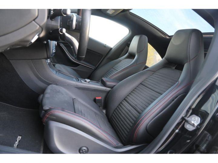 Mercedes CLA CLASSE 220 d  4 Matic Fascination  Noir - 7