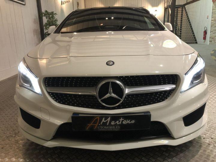 Mercedes CLA Shooting Brake 180D FASCINATION 7G-DCT Blanc - 3
