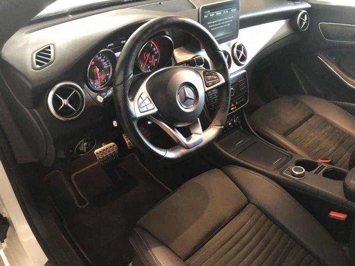 Mercedes CLA Shooting Brake 180D FASCINATION 7G-DCT Blanc - 5