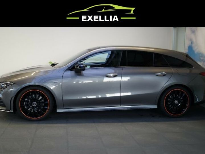 Mercedes CLA Shooting Brake 200 EDITION AMG  GRIS MONTAIN Occasion - 3