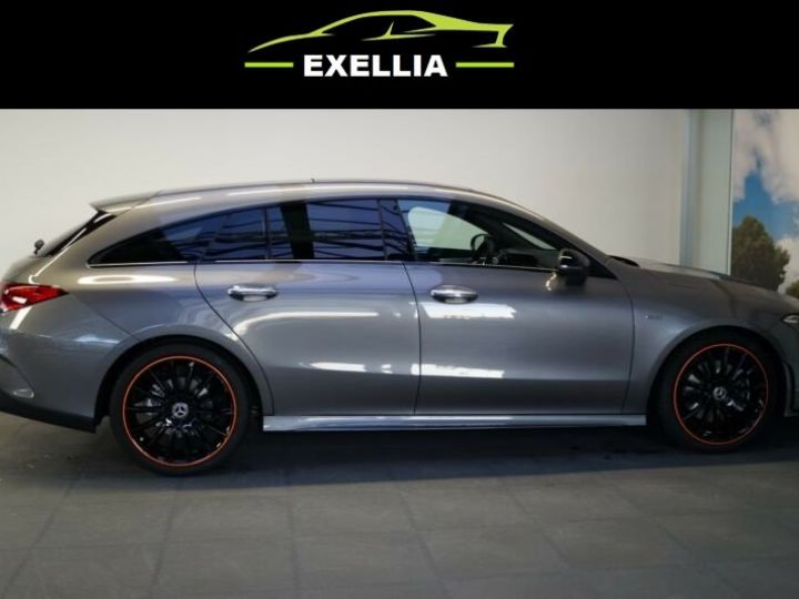 Mercedes CLA Shooting Brake 200 EDITION AMG  GRIS MONTAIN Occasion - 4