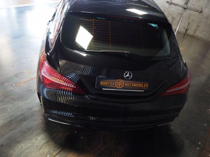 Mercedes CLA Shooting Brake 220d launch edition 7G-DCT NOIR  - 5
