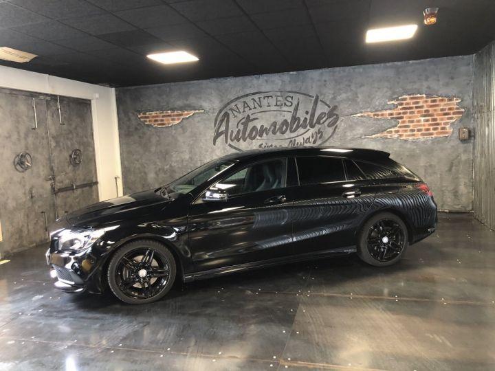 Mercedes CLA Shooting Brake 220d launch edition 7G-DCT NOIR  - 7
