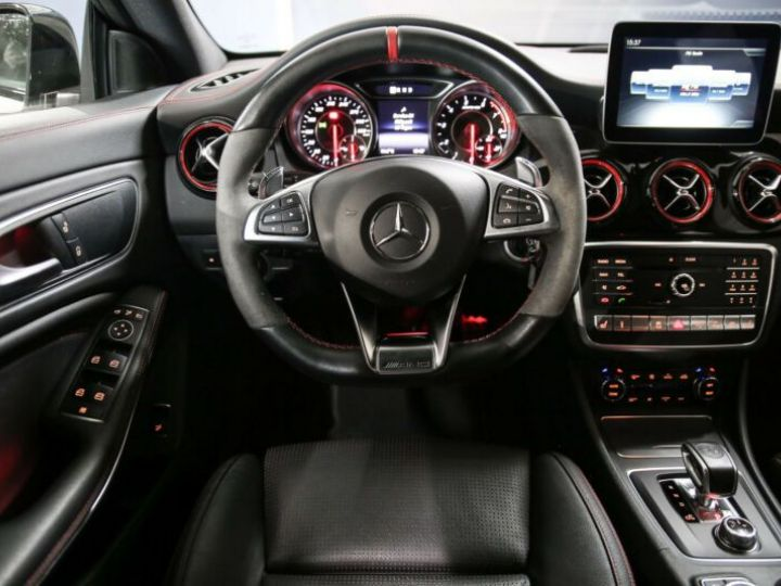 Mercedes CLA Shooting Brake 45 AMG 381CH 4MATIC SPEEDSHIFT DCT BLANC Occasion - 14