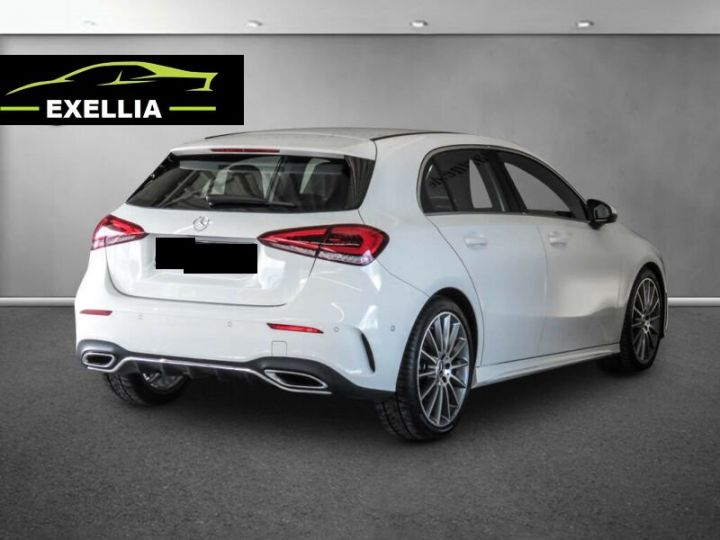 Mercedes Classe A 200 AMG LINE  BLANC  Occasion - 2