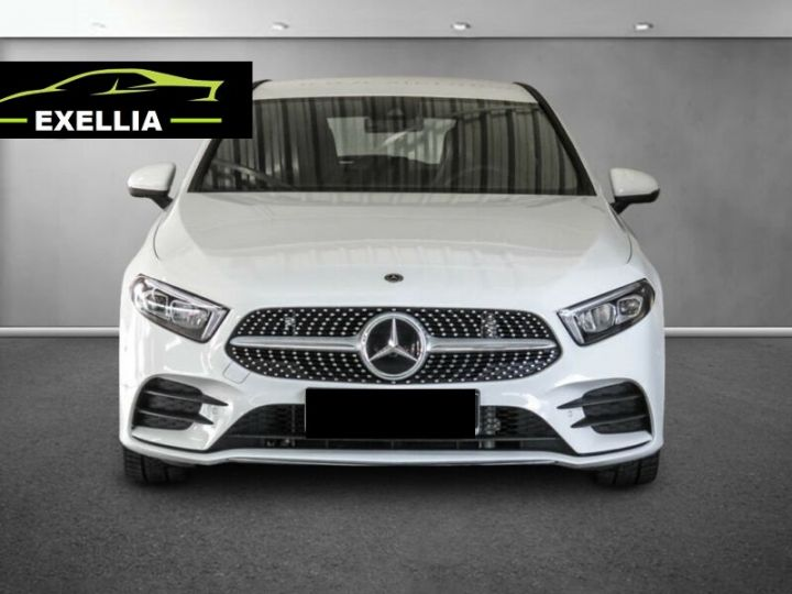 Mercedes Classe A 200 AMG LINE  BLANC  Occasion - 3