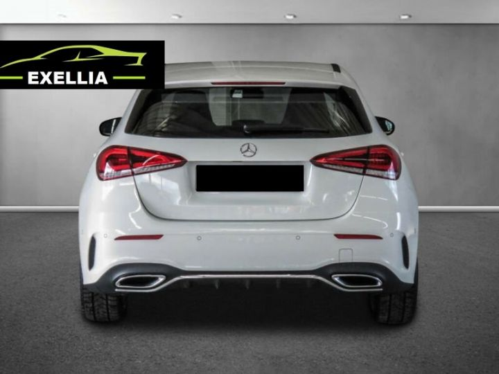 Mercedes Classe A 200 AMG LINE  BLANC  Occasion - 4