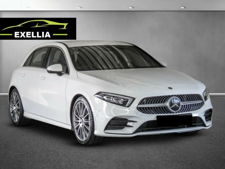 Mercedes Classe A 200 AMG LINE  BLANC  Occasion - 5