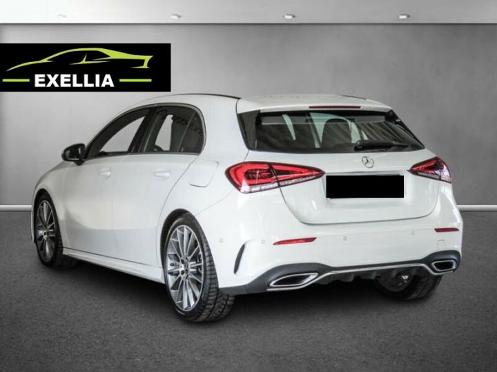 Mercedes Classe A 200 AMG LINE  BLANC  Occasion - 6
