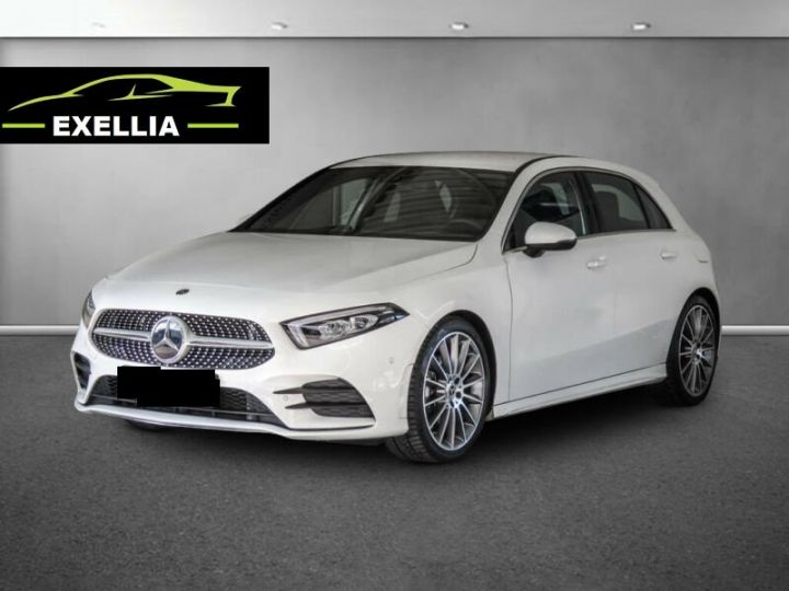 Mercedes Classe A 200 AMG LINE  BLANC  Occasion - 11