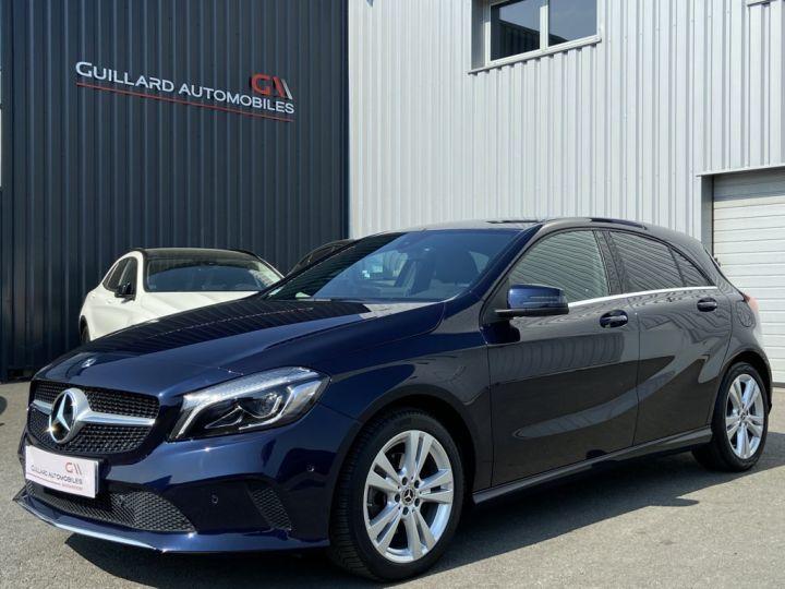 Mercedes Classe A 200 CDI SENSATION 136ch 7G-DCT BLEU FONCE - 1