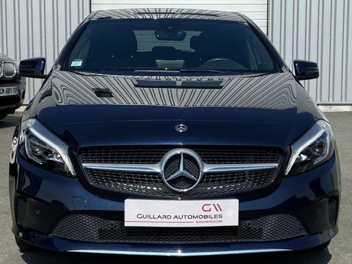 Mercedes Classe A 200 CDI SENSATION 136ch 7G-DCT BLEU FONCE - 2