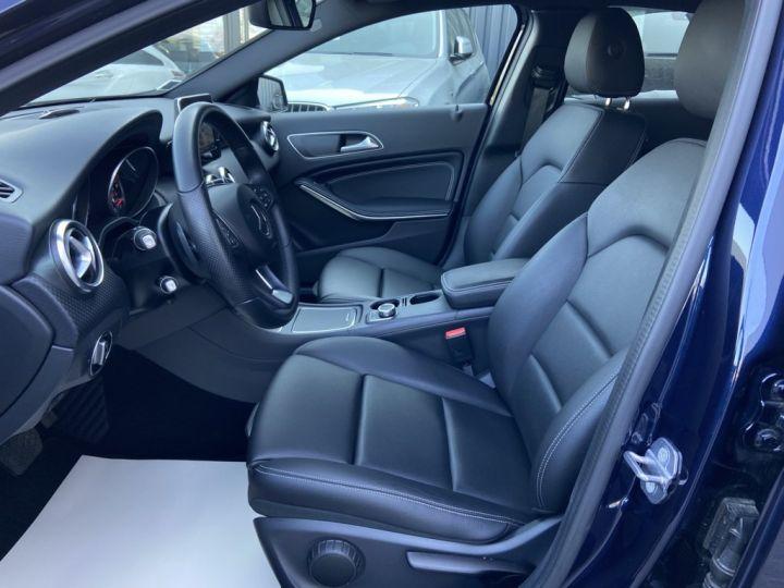 Mercedes Classe A 200 CDI SENSATION 136ch 7G-DCT BLEU FONCE - 10