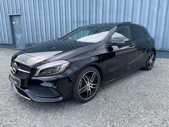 Mercedes Classe A 200d fascination 7g-dct Noir - 1