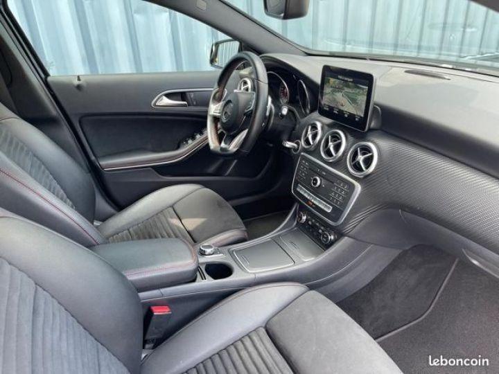 Mercedes Classe A 200d fascination 7g-dct Noir - 3