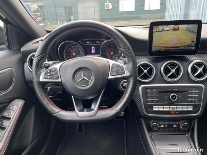 Mercedes Classe A 200d fascination 7g-dct Noir - 7