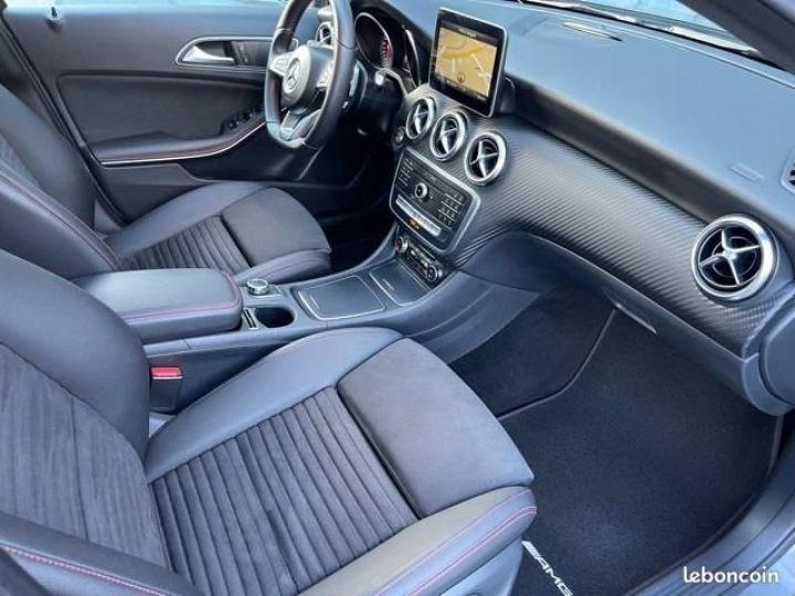 Mercedes Classe A 200d fascination 7g-dct Gris - 3