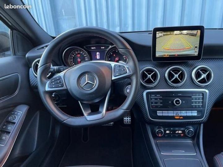Mercedes Classe A 200d fascination 7g-dct Gris - 5