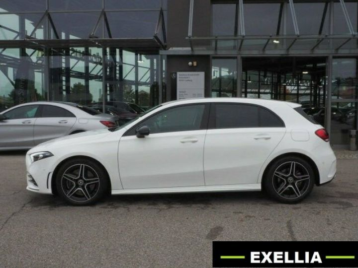 Mercedes Classe A 250 BVA PACK AMG NIGHT  BLANC  Occasion - 2