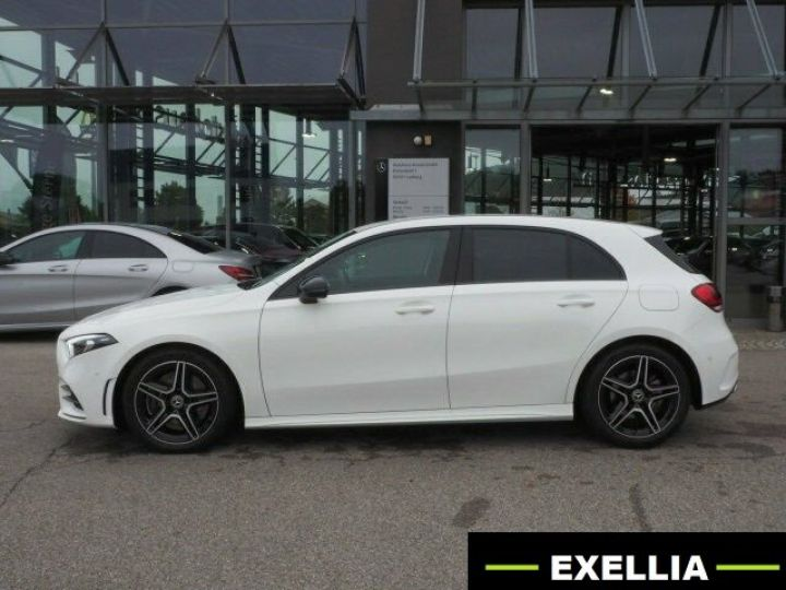 Mercedes Classe A 250 BVA PACK AMG NIGHT  BLANC  Occasion - 3