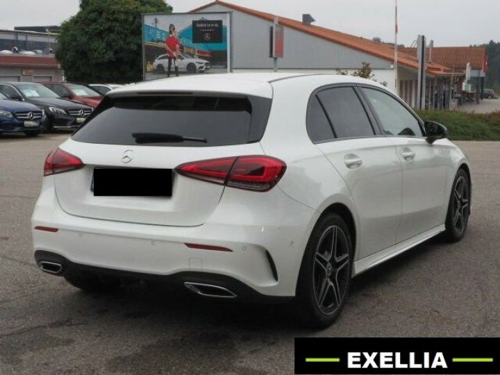 Mercedes Classe A 250 BVA PACK AMG NIGHT  BLANC  Occasion - 5