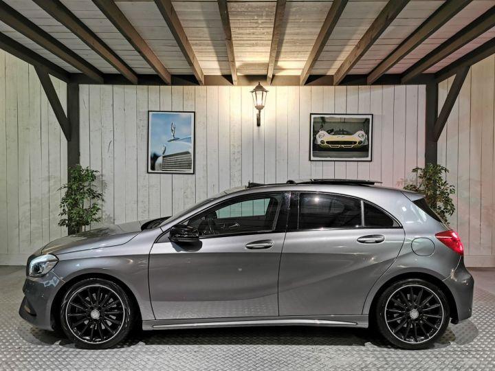 Mercedes Classe A 250 FASCINATION 4MATIC 7G-DCT Gris - 1