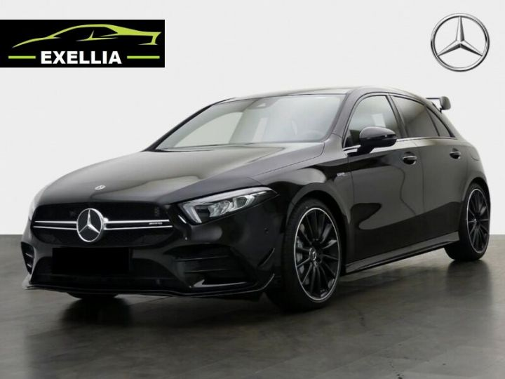 Mercedes Classe A 35 AMG 4 MATIC NOIR  Occasion - 2