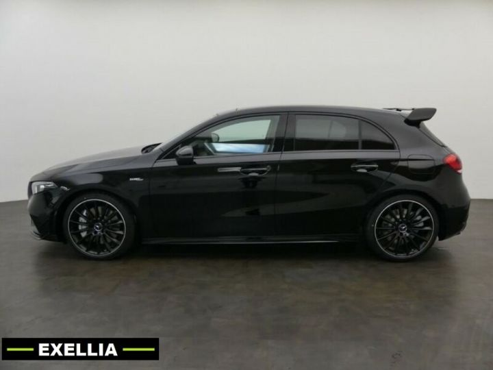 Mercedes Classe A 35 AMG 4 MATIC NOIR  Occasion - 4
