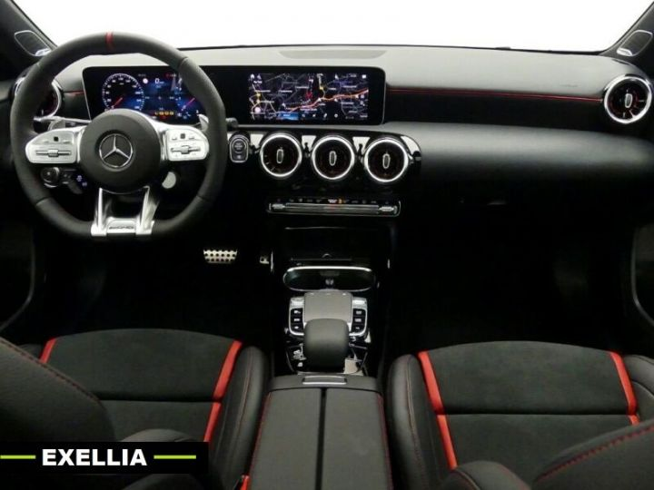 Mercedes Classe A 35 AMG 4 MATIC NOIR  Occasion - 8