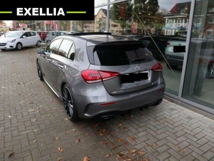 Mercedes Classe A 35 AMG 4 MATIC 7G DCT GRIS MONTAIN  Occasion - 3