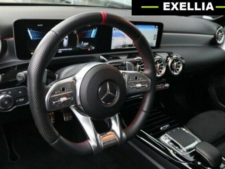Mercedes Classe A 35 AMG 4 MATIC 7G DCT GRIS MONTAIN  Occasion - 12
