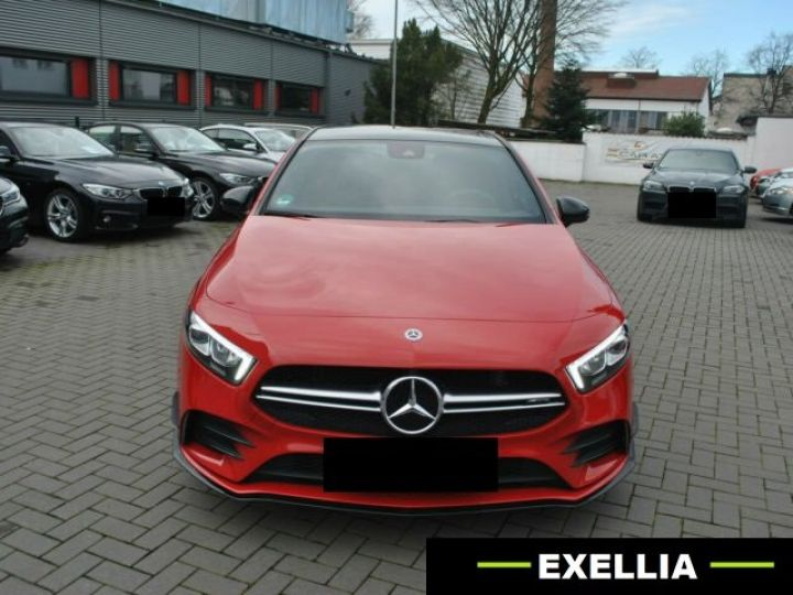 Mercedes Classe A 35 AMG 4MATIC  ROUGE PEINTURE METALISE  Occasion - 2