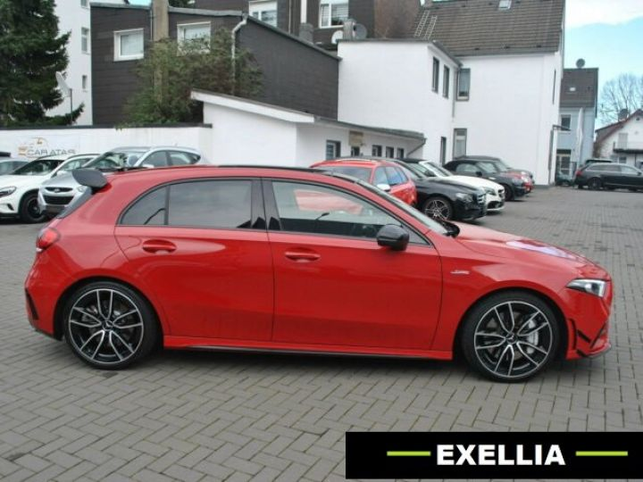 Mercedes Classe A 35 AMG 4MATIC  ROUGE PEINTURE METALISE  Occasion - 5