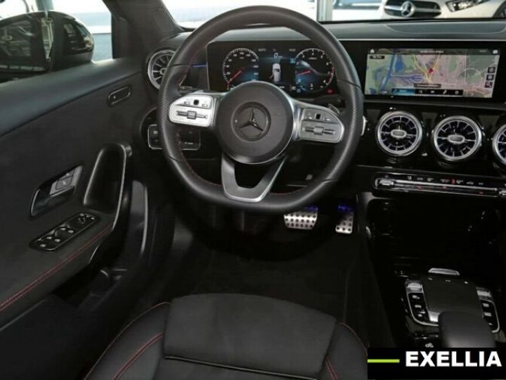 Mercedes Classe A 35 AMG 4MATIC  NOIR PEINTURE METALISE  Occasion - 5