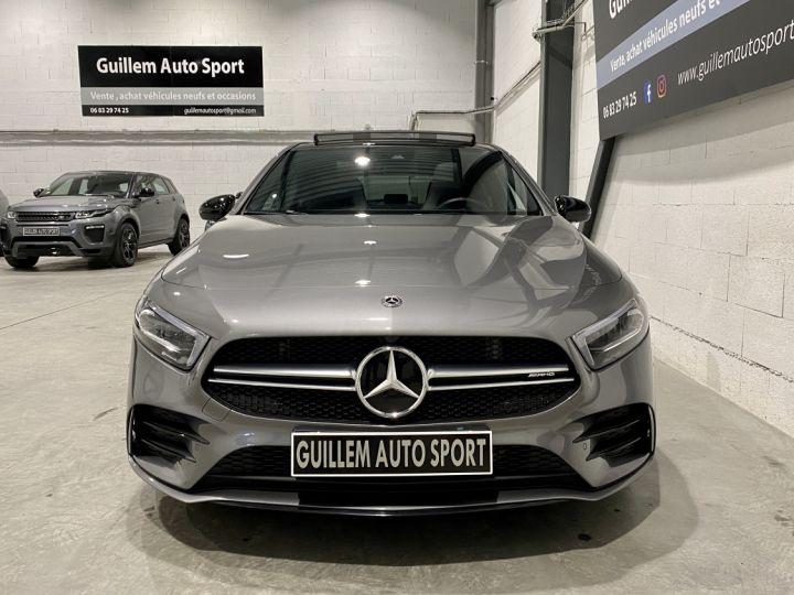 Mercedes Classe A 35 Mercedes-AMG 7G-DCT Speedshift AMG 4Matic Grise - 5