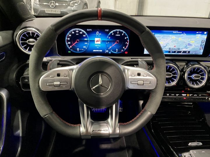 Mercedes Classe A 35 Mercedes-AMG 7G-DCT Speedshift AMG 4Matic Grise - 9