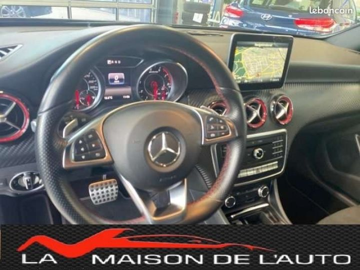 Mercedes Classe A 45 AMG bleu - 3