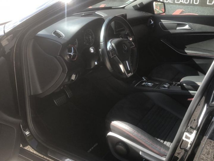 Mercedes Classe A 45 AMG  Noir - 3