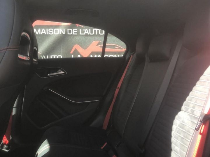 Mercedes Classe A 45 AMG  Noir - 5