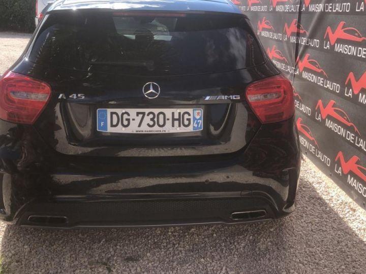 Mercedes Classe A 45 AMG  Noir - 10