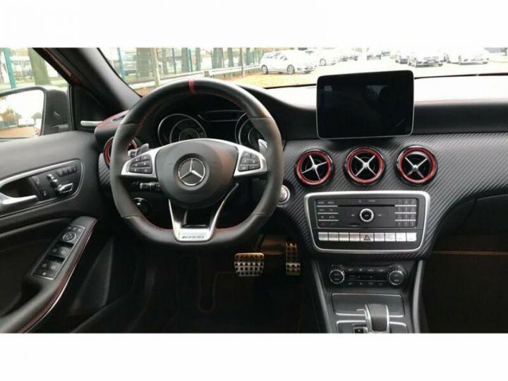 Mercedes Classe A 45 AMG 4M Night Pack Aerodynamique Rouge et Noir - 10
