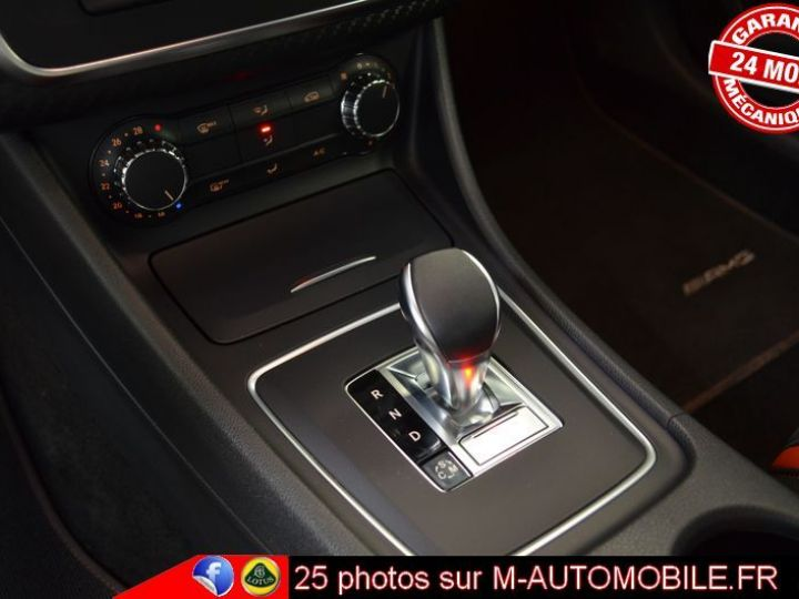 Mercedes Classe A 45 AMG 4MATIC DCT ROUGE Occasion - 2