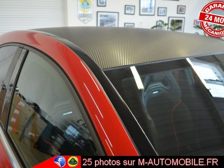 Mercedes Classe A 45 AMG 4MATIC DCT ROUGE Occasion - 5