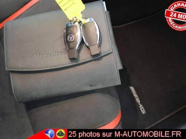 Mercedes Classe A 45 AMG 4MATIC DCT ROUGE Occasion - 10