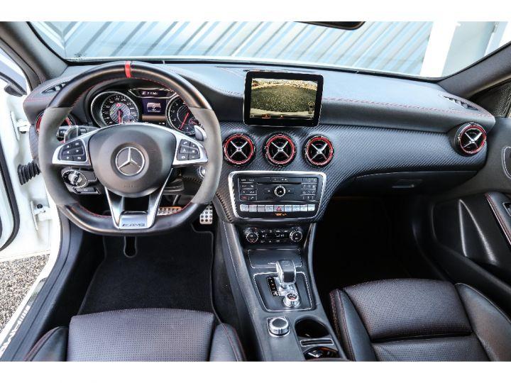 Mercedes Classe A 45 AMG 4Matic TVA récupérable BLANC - 7