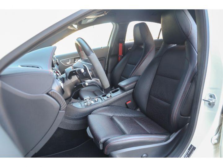 Mercedes Classe A 45 AMG 4Matic TVA récupérable BLANC - 9